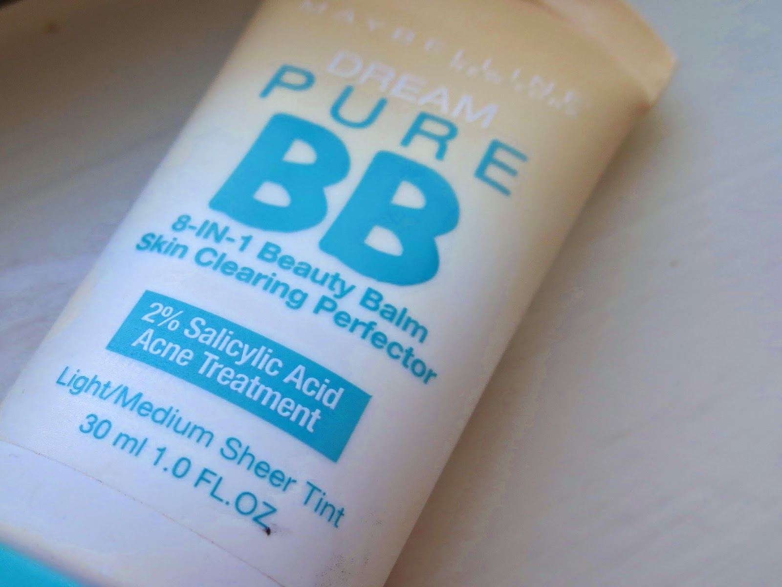 a picture of Maybelline Dream Pure BB