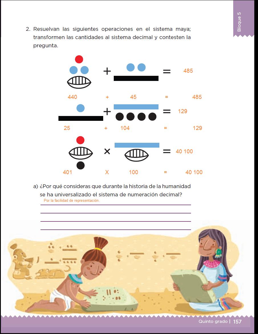 Respuestas Es más fácil - Desafíos matemáticos 5to Bloque 5 2014-2015