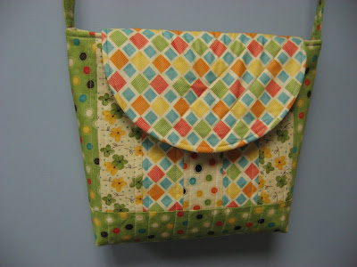 Quilted Frolic Purse