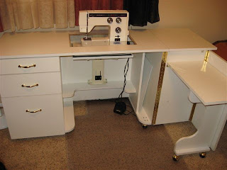 Sewing Machine Table - If you already had a sewing machine, so you ...