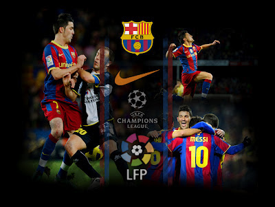 Wallpaper Barcelona