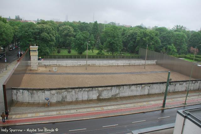 Bernauer Strasse, Death Zone, East Berlin, Berlin Wall, Berlin Wall Memorial, Germany