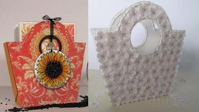 Como decorar bolsas de papel