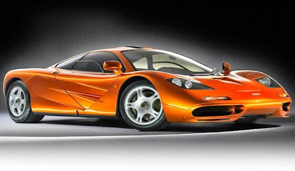 Gambar Mobil Sport McLaren P1 Terbaru