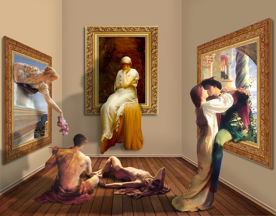 07-Night-At-The-Museum-Debra-Mason-Shorra-Surreal-Digital-Micro-Universes-www-designstack-co