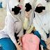 Posing Selfie Maut Pelajar Sekolah... Mengancam Betulll...!!