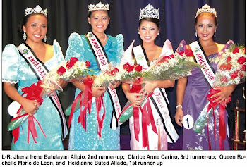 "MISS MAUI FILIPINA 2013 ""Bridging the Past, Present and Future"""