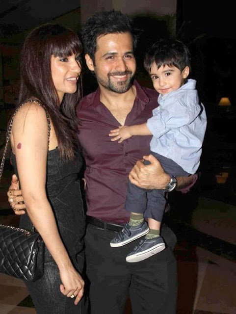 Honey Singh Son With his wife and son