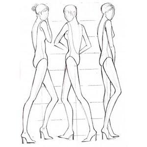 Fashiondesignacademy Fashion Designing- Sketching U0026 Illustrations