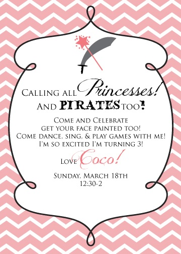 One fabulous mom princess and pirate party filmwisefo