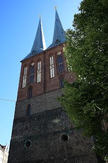 Iglesia de San Nicolas de Berlin
