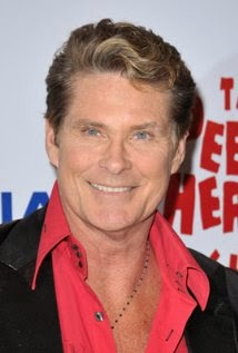 American Film Producer David Hasselhoff Pics