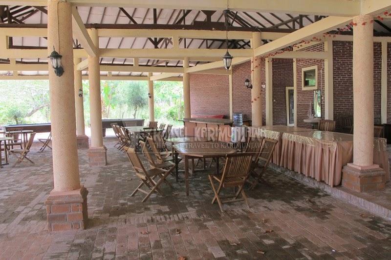 cafe dewadaru karimunjawa