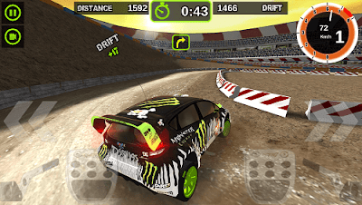 Rally Racer Dirt v1.2.5 Mod Apk (Unlimited Money) 1