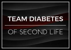 Team Diabetes Second Life