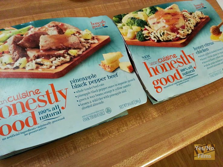 Review and contest lean cuisine 39 s honestly good meals for Are lean cuisine meals good for you