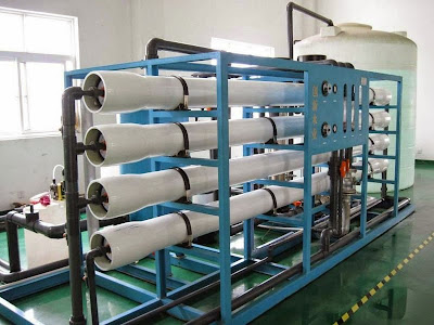 water purification plant cost