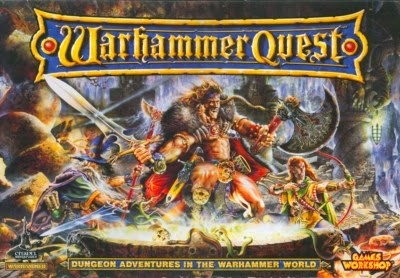 Warhammer-Quest-game