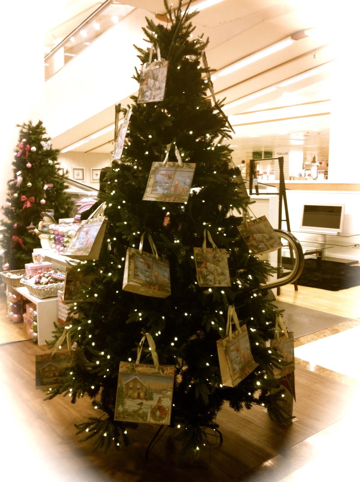 Bolsas impresas servibags bolsas de papel decorando el - Arbol de navidad en ingles ...