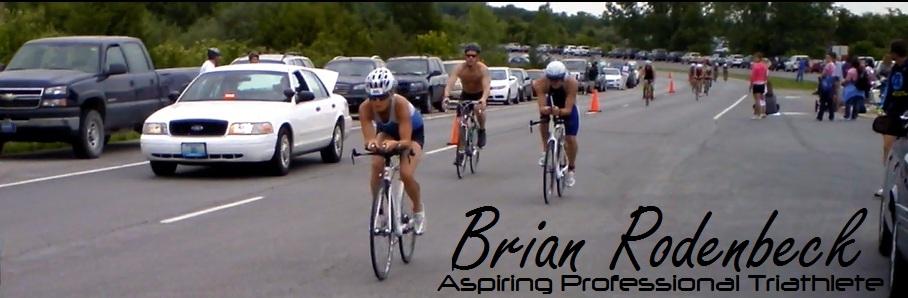 Brian Rodenbeck - Racing Blog