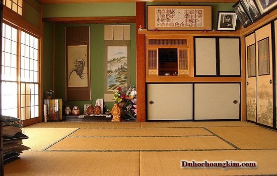 Thuê nhà trọ Nhật Bản