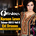 Firdous Korean Lawn Vol-2 | Stylish Lawn Dresses for Eid 2015