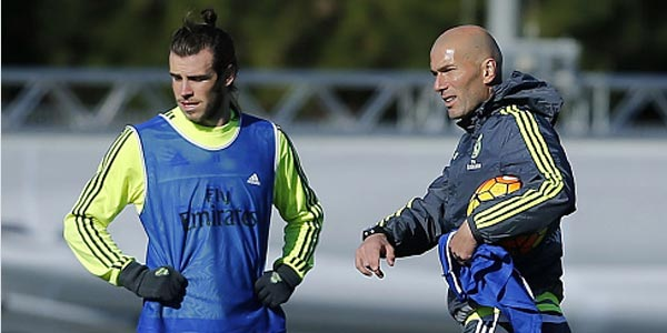 """Bale Akan Lebih Baik di Bawah Asuhan Zidane"""