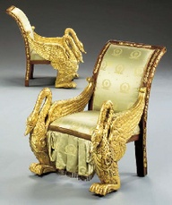 Historia del mueble 7 mueble del clasicismo - Muebles estilo neoclasico ...