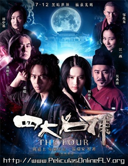 The Four (2012) peliculas hd online
