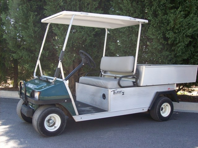 Used Club Car Carryall For Sale