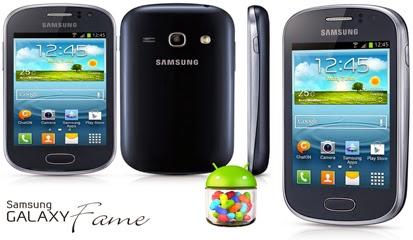 Cara Mudah Root Samsung Galaxy Fame GT-S6810 Terbaru
