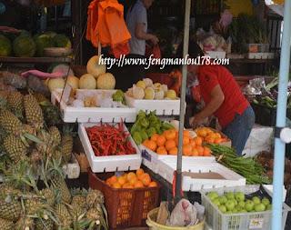 Pasar Sekinchan