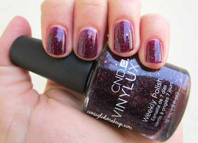 nordic lights cnd vinylux aurora collection