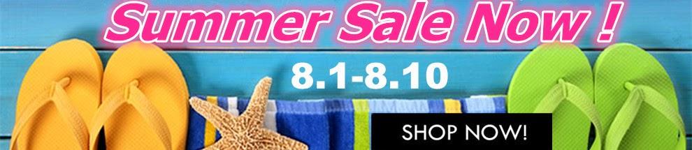 Born Pretty Store Blog: BPS Summer Sale Start Now