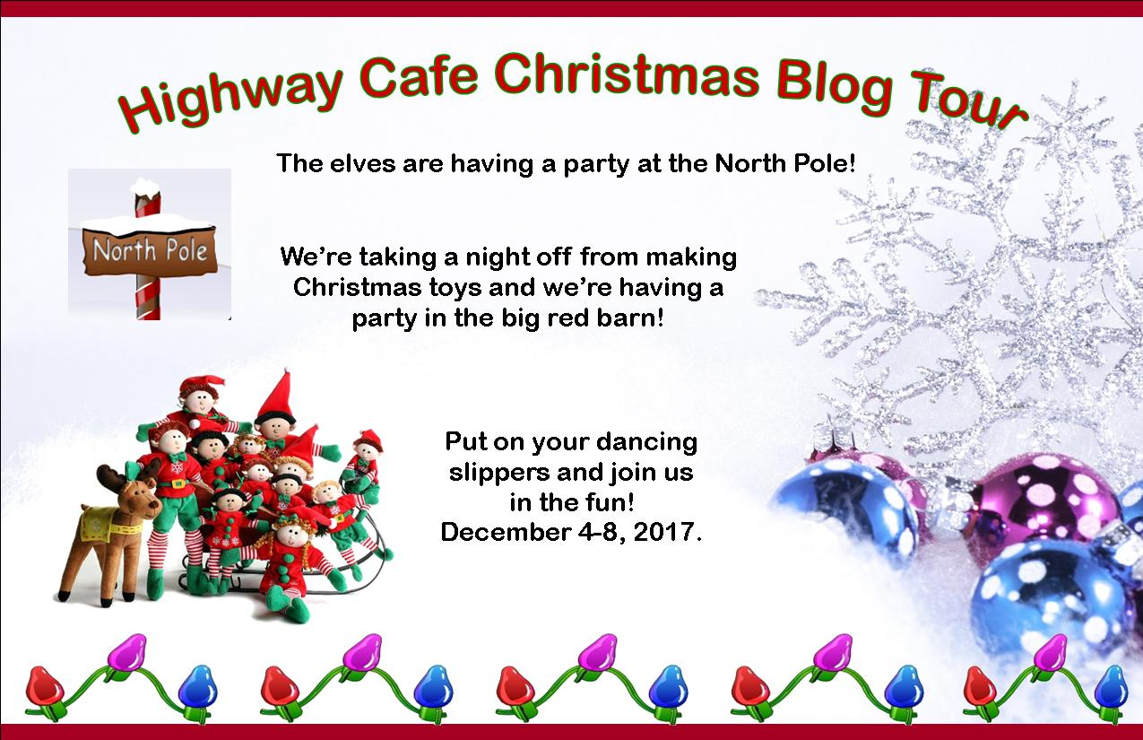 Highway Cafe Christmas Blog Tour