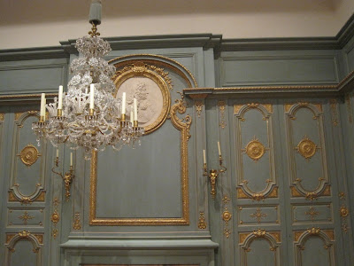 Architect Design Baroque Interiors
