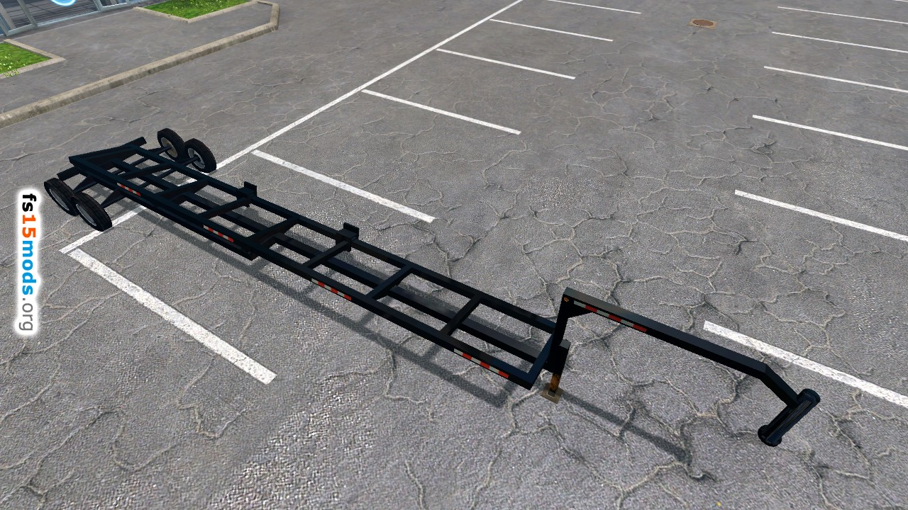 Gooseneck Trailer Header Fs15 Mods