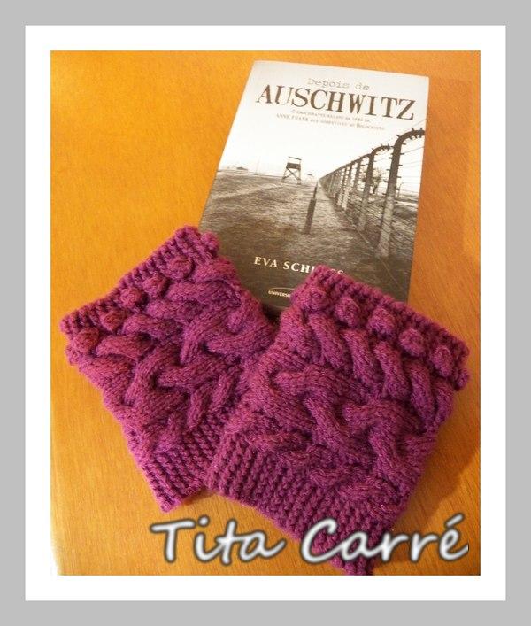 Polaina Cordas e bolas depois de Auschwitz