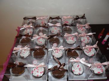 Cupcake lembrança