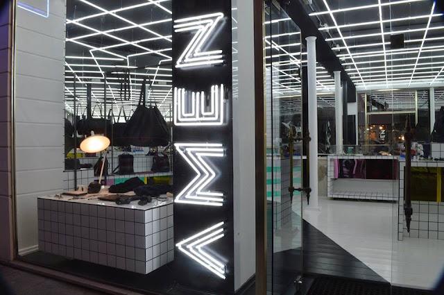 Haut marais paris amen concept store rue des filles du calvaire - Concept store marais ...