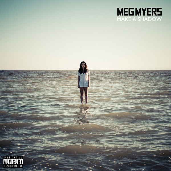Meg Myers - Make a Shadow - EP Cover