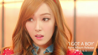 SNSD Jessica I Got A Boy Wallpaper HD 2