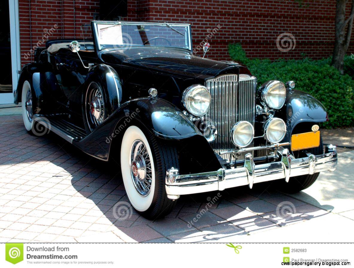 Classic Antique Luxury Car Stock Photos   Image 2582683