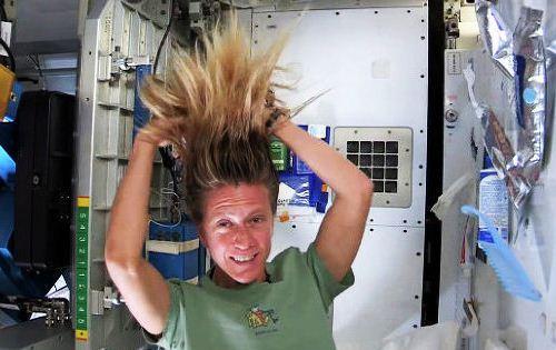 Astronot NASA keramas