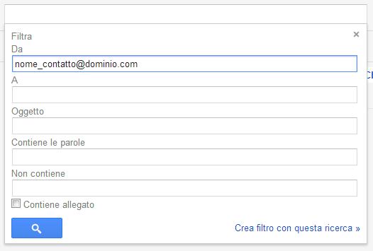 Trucco per Bloccare le email Pubblicitarie e Spam su Gmail