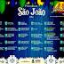 Programação oficial do São João de Campina Grande 2014 é divulgada