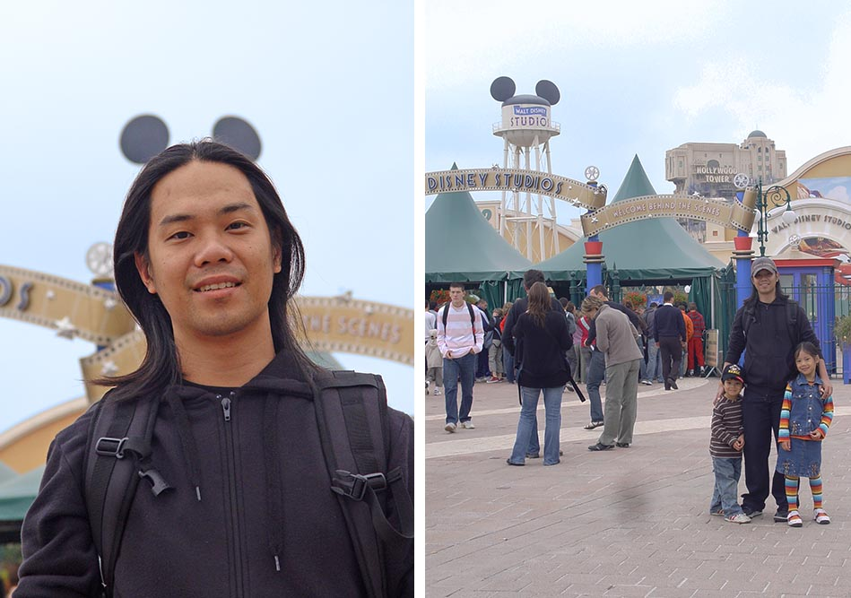 Disneyland Paris Park - Walt Disney Studios 1
