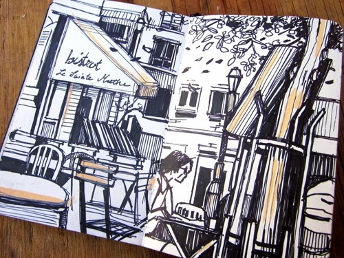 08-Sketchbook-Drawings-Artist-Alice-Pasquini-aka-AliCè-Illustrator-Set-Designer-Painter-Murals-www-designstack-co