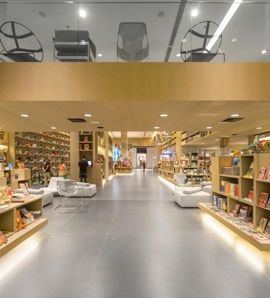 Librería Saraiva, Río de Janeiro, Studio Arthur Casas