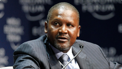 Aliko Dangote confesses! click to read!